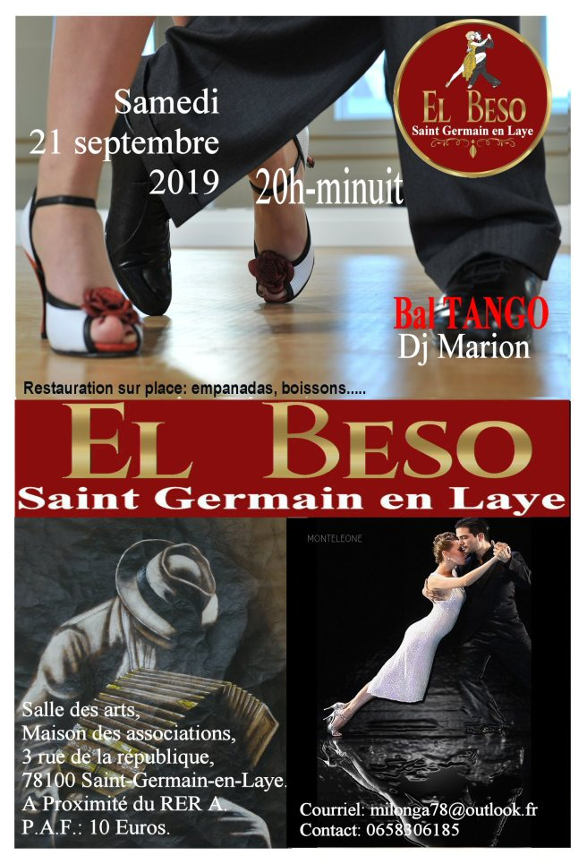 bal tango argentin
